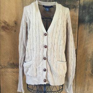 Ralph Lauren Sport Cardigan Sweater